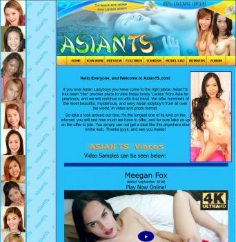 AsianTS (SiteRip) Image Cover