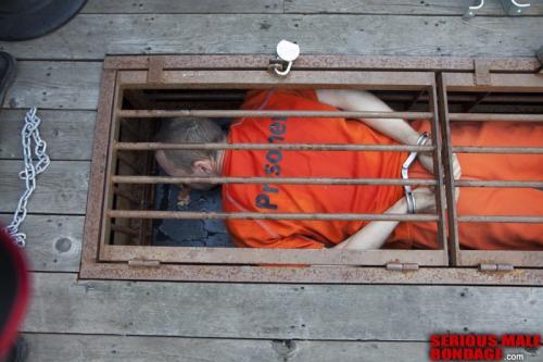 Bind – Deck Cage Punishment. Dec 12 2013. Seriousmalebondage.com (137Mb)
