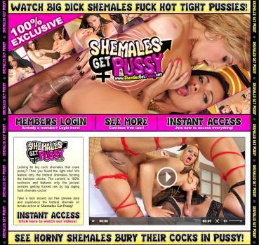 ShemalesGetPussy (SiteRip)