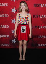 Taissa Farmiga | Just Jared's 7th Annual Halloween Party in Los Angeles | 10/27/18