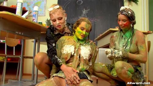 Art Class – Tatiana Milovani, Alexa Bold, Mila Dark. 26.01.2009. AllWam.net (709 Mb)