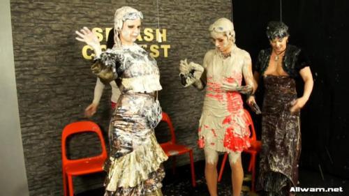 Eurobabe Splash Contest – Gina Killmer, Tarra White, Mia Angel, Lara. 05.04.2012. AllWam.net (739 Mb)