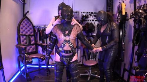 Wimp To Gimp – Mistress Miranda (R617). Sep 27 2016. Seriousimages.com (817 Mb)