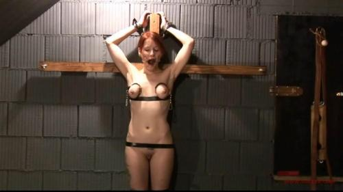 Melanie in the Dungeon 3 and 4 (TX253). Jul 30 2016. Toaxxx.com (570 Mb)