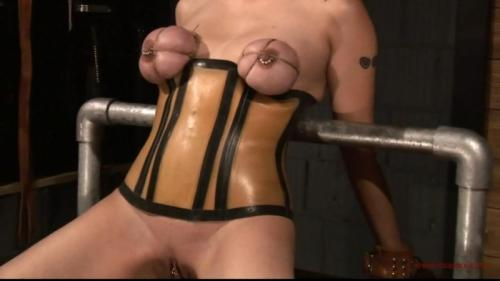 Squeezed Tits for Slave Eva (TX249). Jul 16 2016. Toaxxx.com (299 Mb)