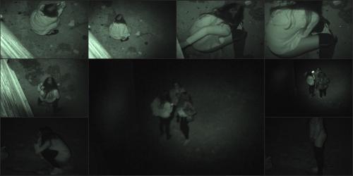 Clip Gota #09 _ Voyeurismo Public Sex