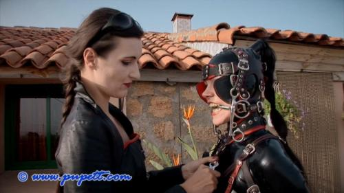 The Latex Pony – Lady Victoria Valente and Pupett Part Three (Clip253). Jul 17 2016. Pupett.com (347 Mb)