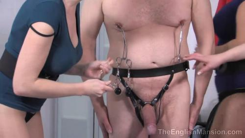 Mistresses Exercise Class – Lady Nina Birch, Miss Jessica And Mistress Sidonia. TheEnglishMansion.com (328 Mb)