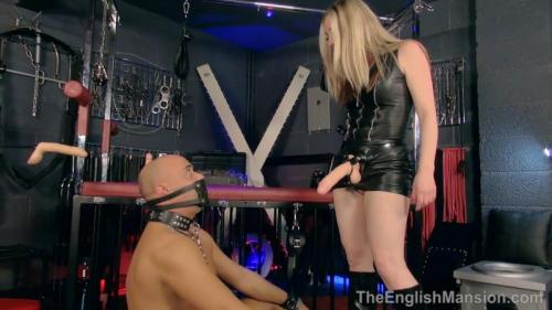 Training A Cock – Whore Mistress Sidonia. TheEnglishMansion.com (406 Mb)