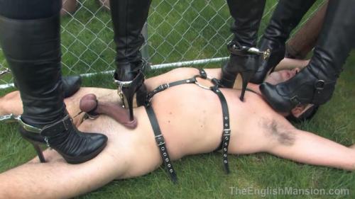 Ground And Pound Pony Fetish Liza – Lady Nina Birch And Mistress Sidonia. TheEnglishMansion.com (609 Mb)