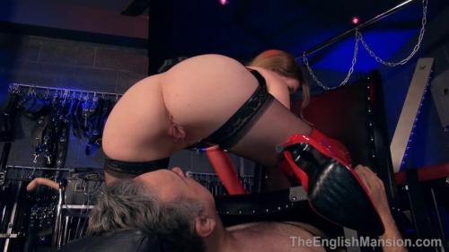 Arse And Pussy Tease – Mistress T. TheEnglishMansion.com (478 Mb)