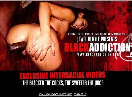 BlackAddiction (SiteRip) Image Cover