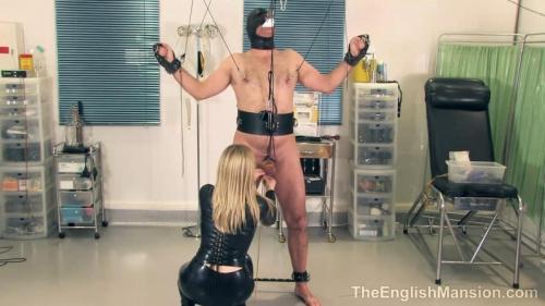 Predicament Bondage – Mistress Sidonia. TheEnglishMansion.com (201 Mb)