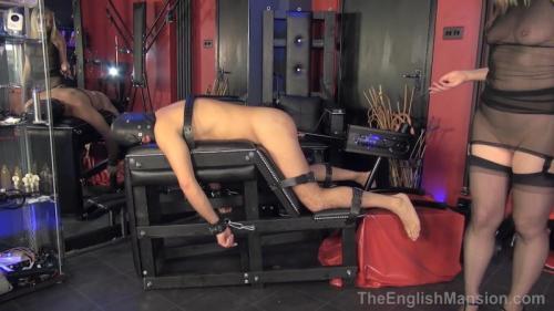 Remote Control Arse Fuck – Mistress Sidonia. TheEnglishMansion.com (351 Mb)