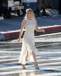 Emma Roberts | Hugo Boss Campaign Photoshoot | Los Angeles | 11/4/2018