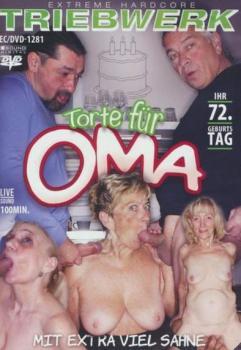 Torte Fuer Oma mit extra viel Sahne