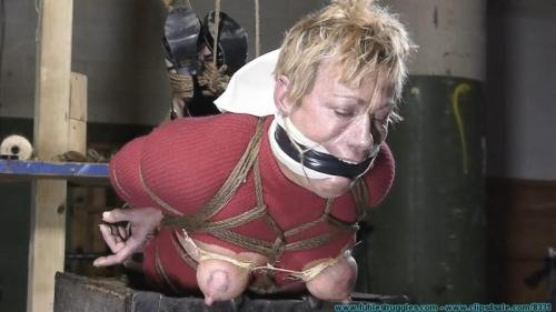 Alices First Ever Hogtie. Futilestruggles.com (1796 Mb)