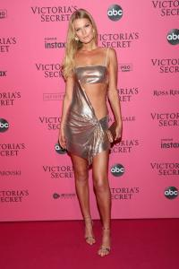 Toni Garrn - 2018 Victoria's Secret Fashion Show After Party in NYC 11/8/18