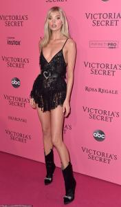 Elsa Hosk - 2018 Victoria's Secret Fashion Show After Party in NYC 11/8/18