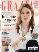 Julianne Moore -  Grazia Magazine (France) Nov 2018