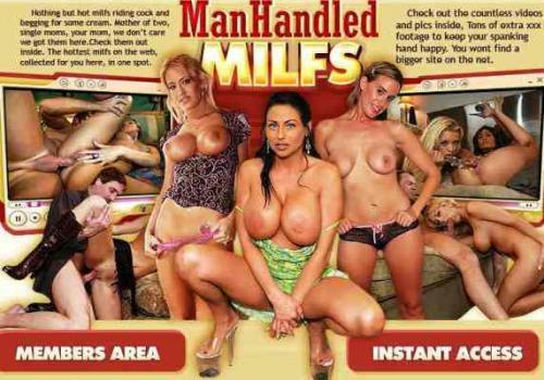 ManhandledMILFs (SiteRip)