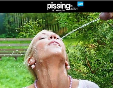 PissingInAction (SiteRip)