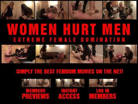 WomenHurtMen (SiteRip)