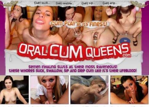 OralCumQueens (SiteRip) Image Cover