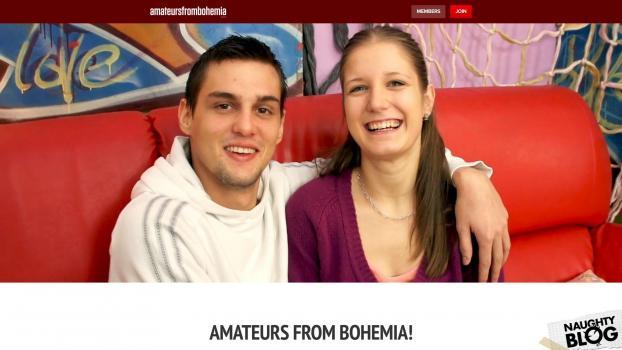 AmateursFromBohemia.com - SITERIP
