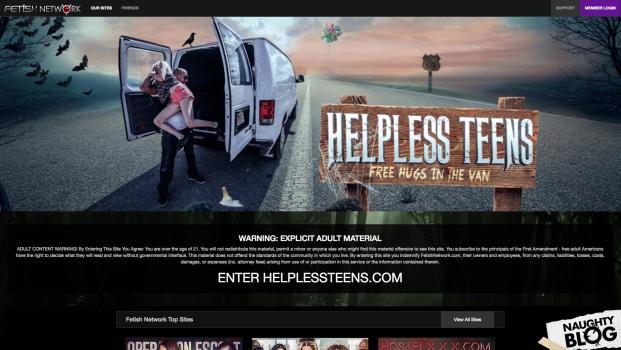 HelplessTeens.com – SITERIP