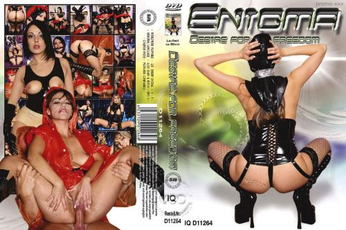 Enigma – Desire For Freedom / Желание свободы (Be.Me.Fi.) [2001 г., Kunilingus, All Sex, Oral, Fetish, Latex/Rubber, DVDRip]