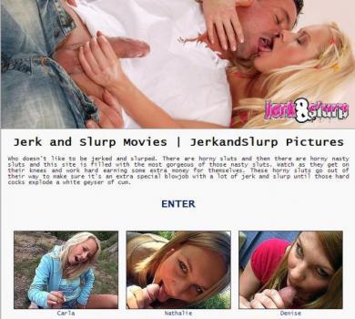 JerkAndSlurp (SiteRip) Image Cover