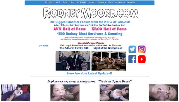 RodneyMoore (SiteRip) Image Cover