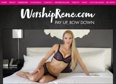 WorshipRene (SiteRip) Image Cover