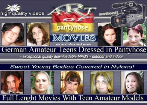 ArtOfPantyhoseMovies (SiteRip) Image Cover