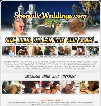 ShemaleWeddings (SiteRip)