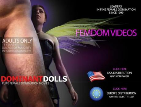 DominantDolls (SiteRip) Image Cover