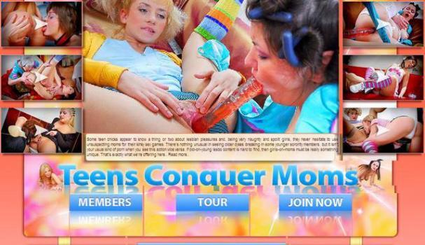 TeensConquerMoms (SiteRip)