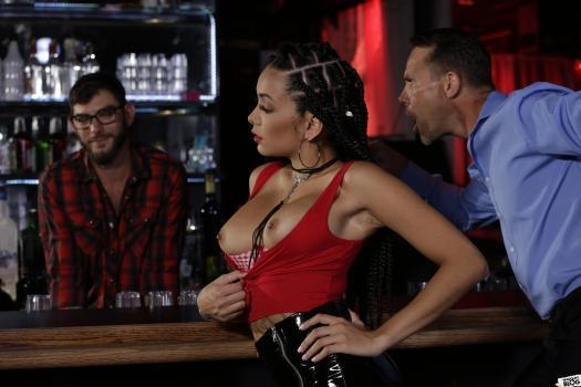 Sneaky Sex - Aaliyah Hadid