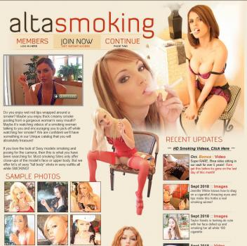 AltaSmoking (SiteRip) Image Cover
