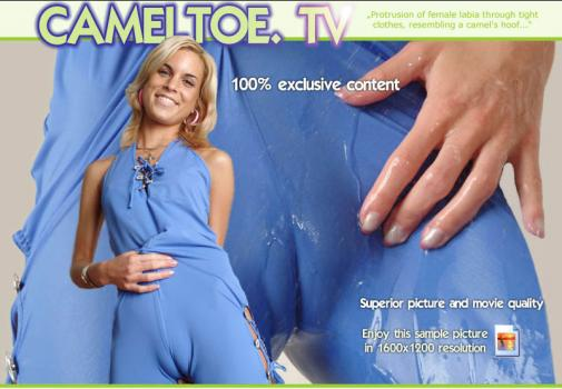 Cameltoe (SiteRip) Image Cover