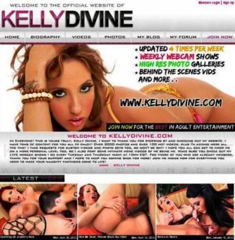 KellyDivine (SiteRip)