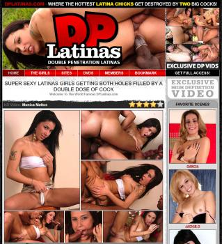 DPLatinas (SiteRip) Image Cover