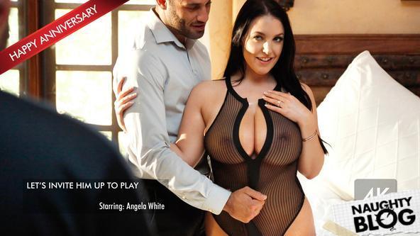 New Sensations - Angela White