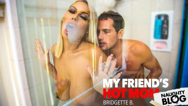 My Friend's Hot Mom - Bridgette B
