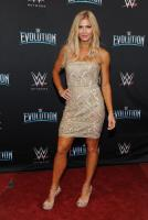 "Torrie Wilson - WWE's First Ever All-Women's Event ""Evolution"" Red Carpet 10/28/18"